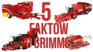 5 faktów o Grimme [Matheo780]