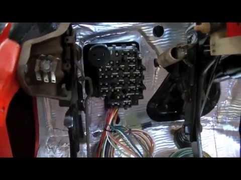 Part 8 C10 Wiring Repair Universal Wiring Harness
