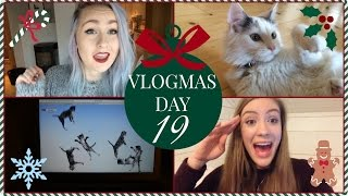 First Day of Winter Break ✧ Vlogmas day 19 Thumbnail