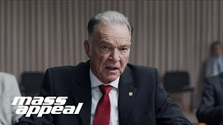 DJ Shadow feat. Run The Jewels - Nobody Speak (Official Video)