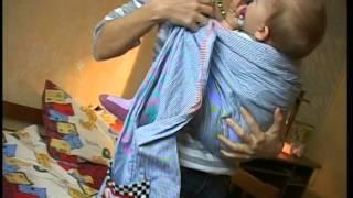 Школа материнства - слинги часть 1