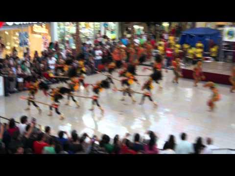 Tribu Pan-ay performing at Micronesia Mall, Guam July 22, 2012 2/2