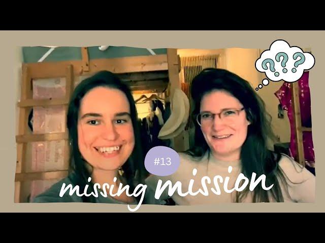 MISSING MISSION # 13