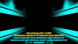 Gambar cover Ha.lle.lu.jah SFJ 16-Bit Remix