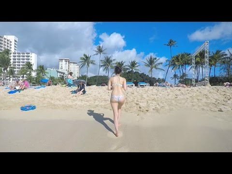 Marukame Udon Waikiki / Ono Seafood / Waikiki Beach