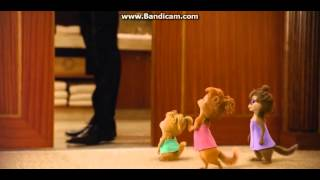 the chipettes whip my tail movie scene