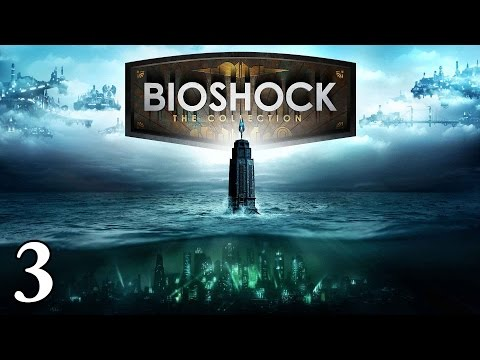 LITTLE SISTERS - BIOSHOCK REMASTERED - EP 3