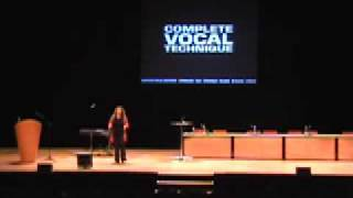 Cathrine Sadolin: philosophy behind Complete Vocal Technique