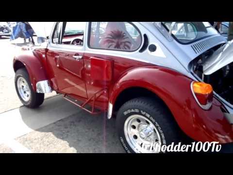 VW BAJA Bug with a Buick V6