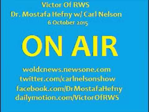 """[1h]Dr Mostafa Hefny Is A Black Egyptian Nubian Refusing To Be """"white""""   6 Oct 2015"""