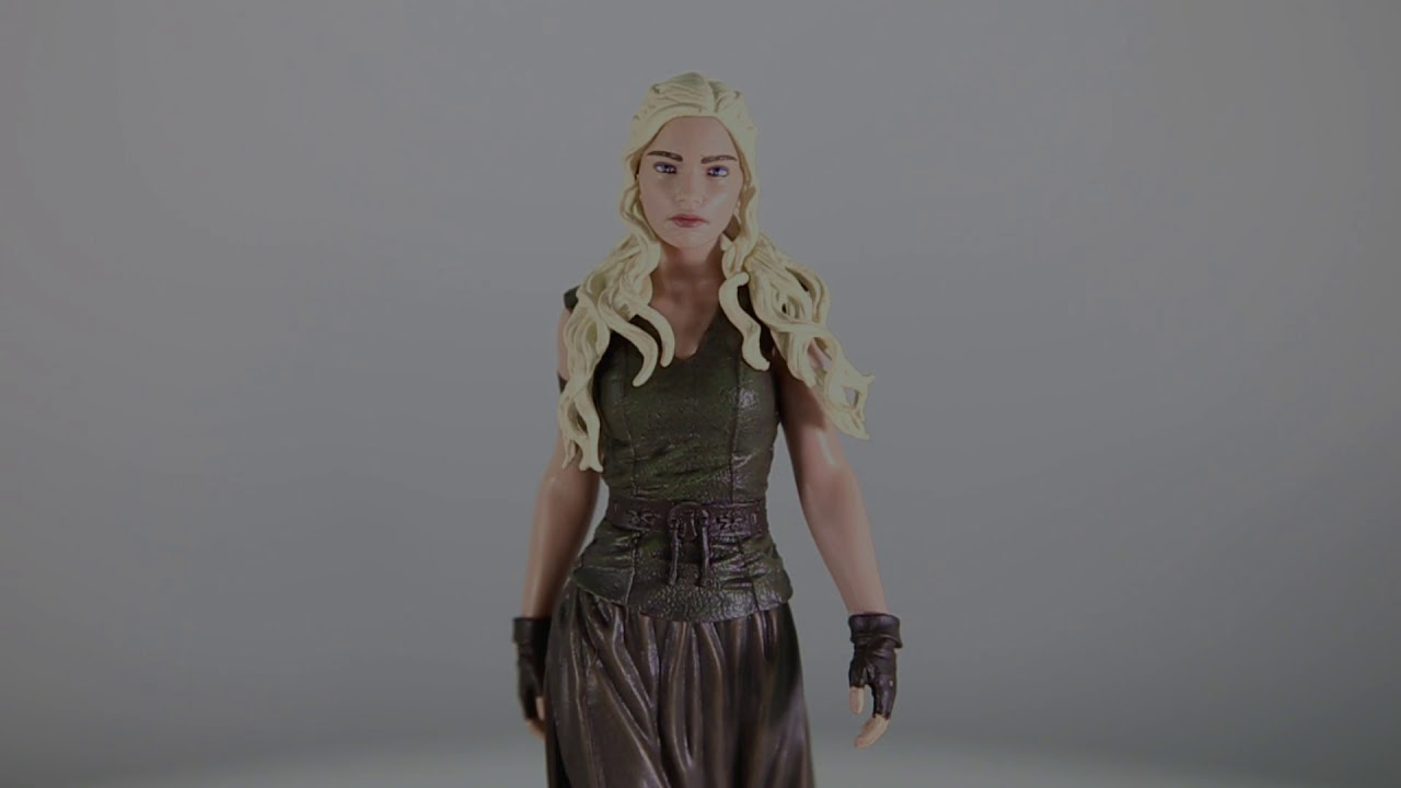 Game Of Thrones Mother Of Dragons Figure dark horse Daenerys Targaryen