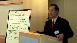 Feng shui master, Paul Ng, feng shui talk, 20050127, #2