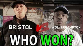 GRIME-A-SIDE is Back: Bristol vs Wolverhampton (WHO WON?!)@RedBull_Music