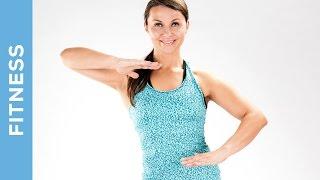 Complete Body - Richtiges Aufwärmen vor dem Training - Übungen für zuhause - Fit mit Anna  - HD