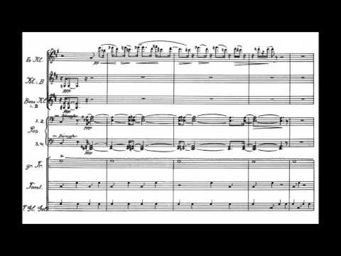 Anton Webern - Six Pieces for Orchestra, Op. 6 (1909)