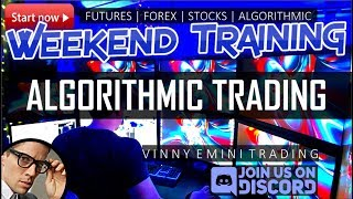 Part 2 | Algorithmic Trading Strategies & Day Trading Strategies that WORK!