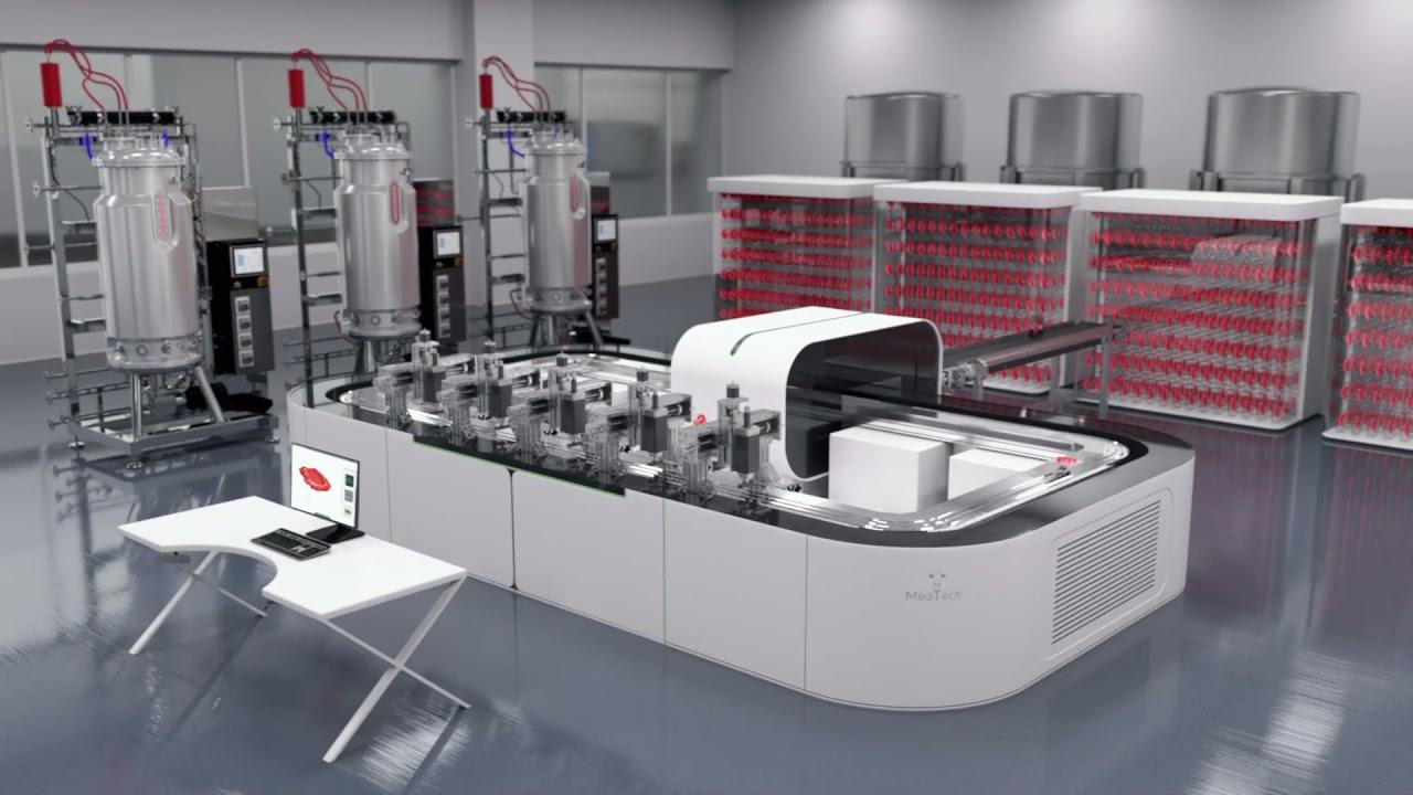 MeaTech 3D Lab Grown Meat Concept
