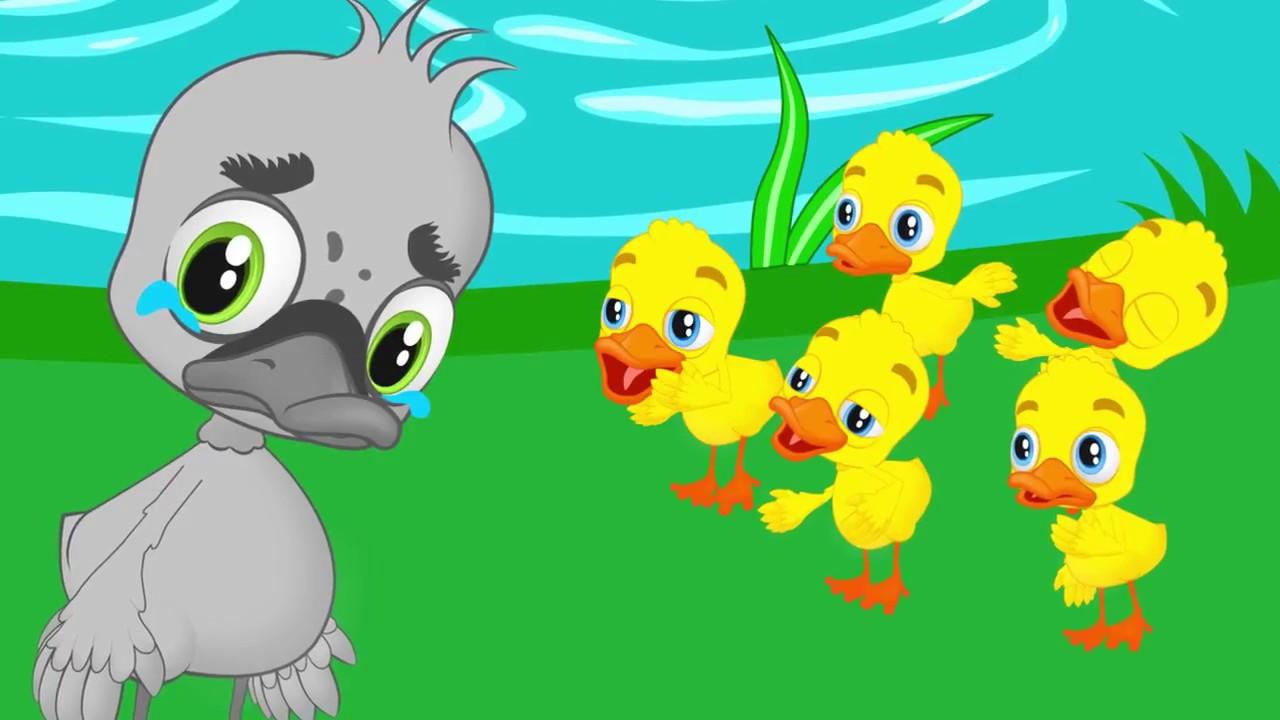 88 Gambar Bebek Kartun Terbaik