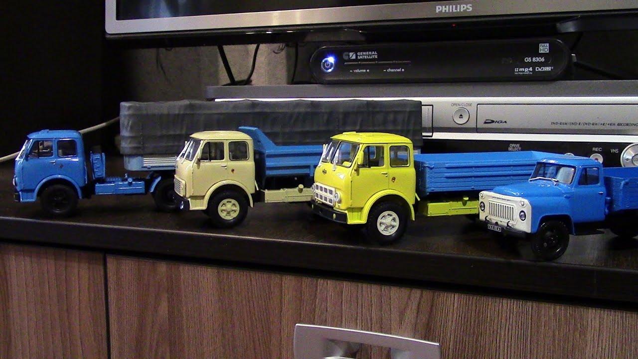 коллекция фото грузовиков