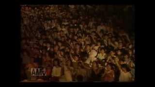 ハウンド・ドッグ伝説のライブ、雨天の西武ライオンズ球場 「HOUND DOG ...