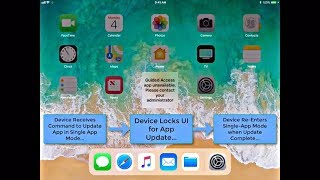 [Deep Dive] Updating iOS 11.2 Enterprise Apps in Single App Mode