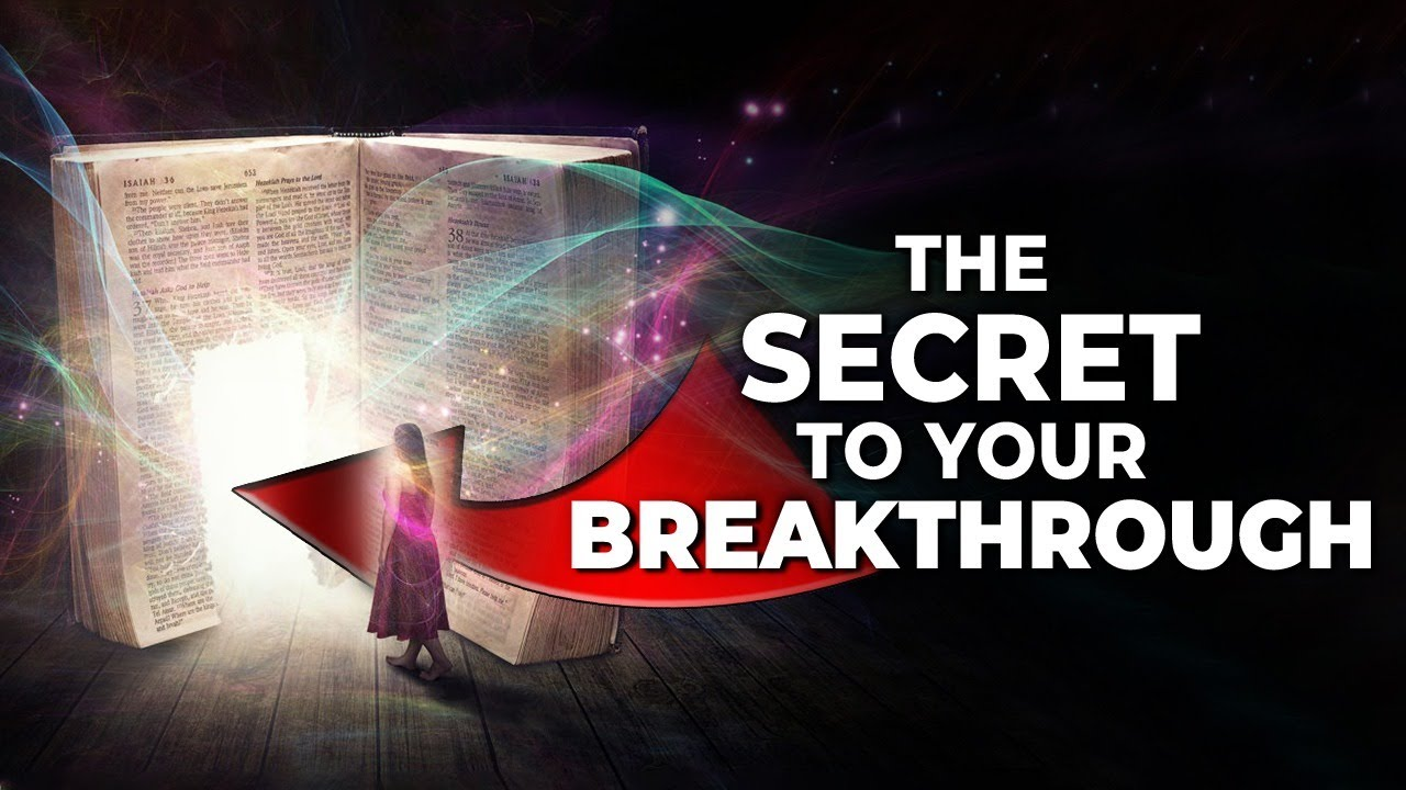 HIDDEN TEACHINGS of the Bible That Explain The Secret To A BREAKTHROUGH
