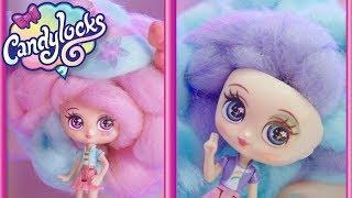 Candylocks reklama TV: Poznaj słodkie laleczki z pachnącymi włosami Candylocks!