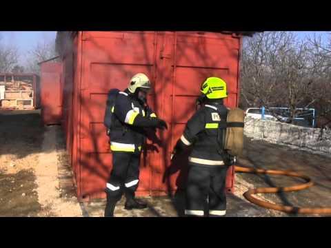 2015 02 04 Camera de fum pentru pompierii din Republica Moldova