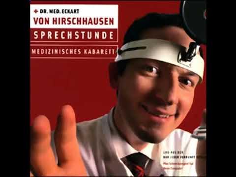 Dr Eckart Von Hirschhausen Die Sprechstunde Lustige Geschichten Aus Dem Leben Teil 1 Von 5 Hörbuch