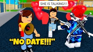 ROBLOX VOICE CHAT VS ONLINE DATERS