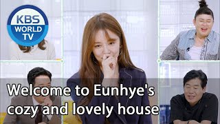 Welcome to Eunhye's cozy and lovely house (Stars' Top Recipe at Fun-Staurant) | KBS WORLD TV 201013