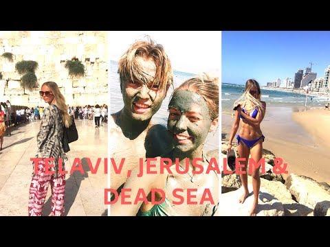 TELAVIV, JERUSALEM & DEAD SEA!!!