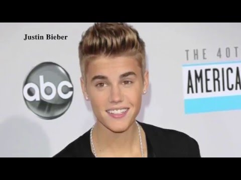 Top 10 Most Popular Male Singers 2017