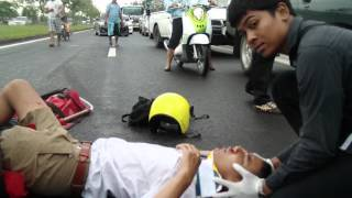 Repeat youtube video อุบัติเหตุนักเรียนสุรนารี2