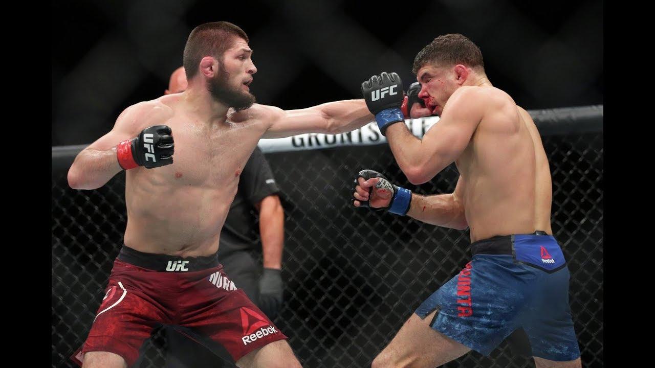 Сабина Саидова - Дагестан   Хабиб Нурмагомедов vs Al Iaquinta   UFC 223   2018