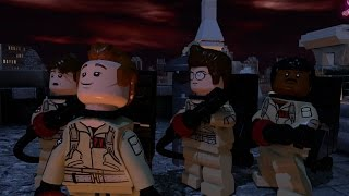 Lego Dimensions Ghostbusters Level Pack: A Spook Central Adventure Po Polsku
