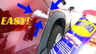 Download How To Remove ANY Scuff Mark From Your Car (No Tools, Easy) Mp3 and Videos
