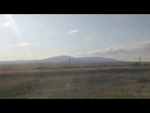 Поезд Ереван - Батуми