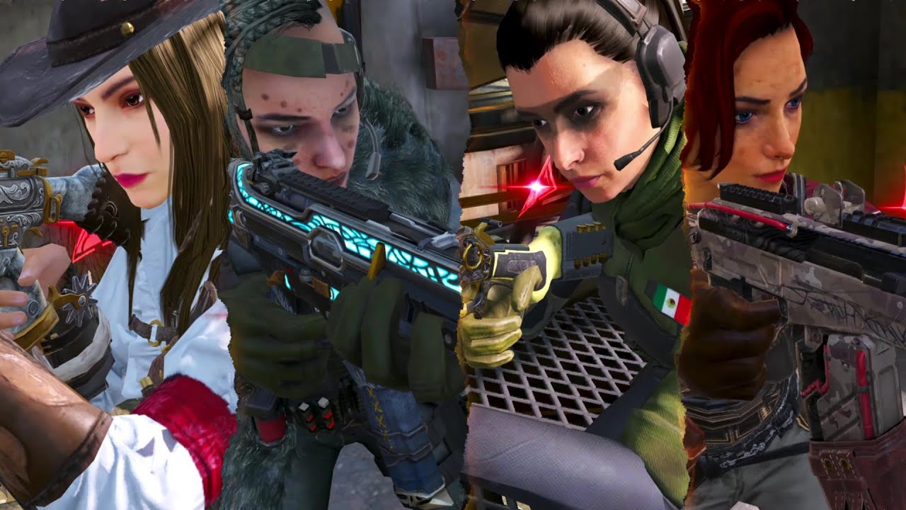 Call of Duty®: Mobile  - Western Girl Showdown