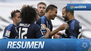 Resumen de Celta de Vigo (1-3) Real Madrid