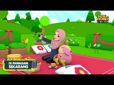 Siti Nurhaliza dalam versi kartun | Konsert Hora Horey Didi & Friends