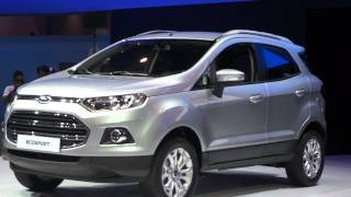 Ford EcoSport, a new kind of SUV