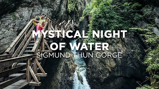 Mystical Night of Water in Zell am See-Kaprun 🧞‍♀️