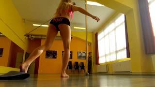 Pole exotic choreo by Ruzenka