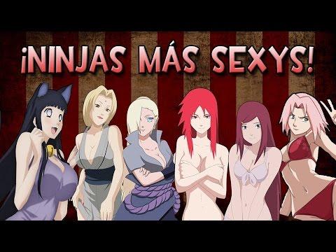 Top 12 ninjas mas ys de naruto