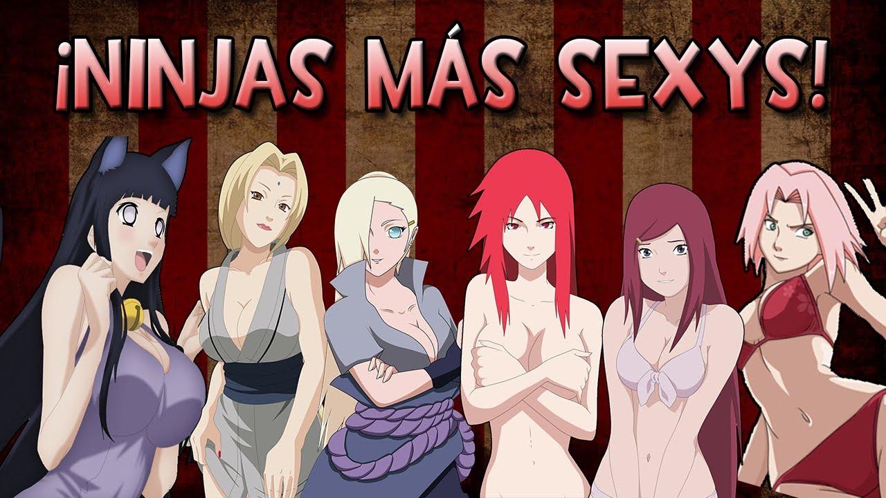 Video Top 12 Ninjas Mas Sexys De Naruto