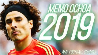 "Guillermo ""Memo"" Ochoa ● Stronger ● Amazing Crazy Best Saves Show 2018/2019 So Far ● HD"