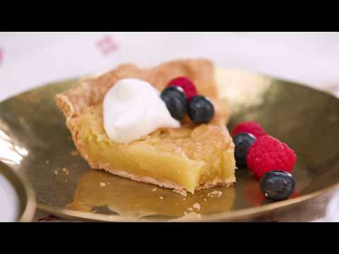 Kentucky Transparent Pie | Southern Living