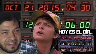 ¡Bienvenido al futuro, Marty McFly | 21 de octubre de 2015 | EL FUTURO DECEPCIONANTE