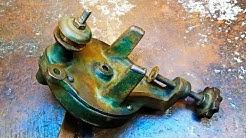 Hand Cranked Grinder Restoration